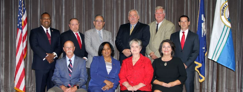 Slidell City Council - 2018