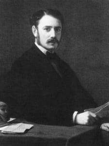 Baron Frédéric Émile d'Erlanger