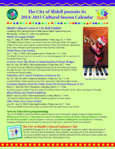 City of Slidell Cultural Affairs