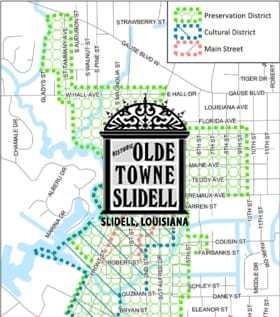 Olde Towne Preservation District Commission